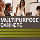 Multipurpose Banners