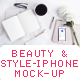 Beauty & Styled Phone 7 Mockup - GraphicRiver Item for Sale