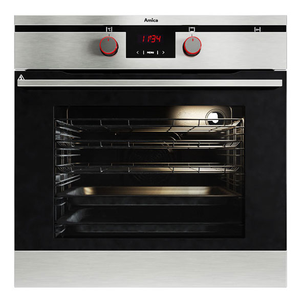 Amica Integra EB7542 Kitchen Oven - 3DOcean Item for Sale