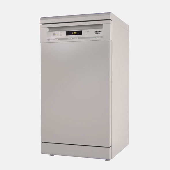 Miele G4620SC Dishwasher - 3DOcean Item for Sale