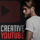 4 Creative YouTube Banners