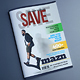 Save Magazine - GraphicRiver Item for Sale