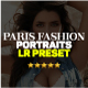 16 Paris Fashion Beauty LightroomPresets