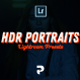12 Pro HDR Portraits Lightroom Presets