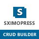 Sximopress - CRUD Generator and Database Manipulation