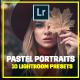 10 Pastel PortraitLightroom Presets