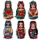 Russian Dolls Set - GraphicRiver Item for Sale