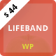 Lifeband - Life Coach WordPress Theme