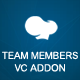 JAG Team Member Addon for WPBakery Page Builder (Visual Composer)