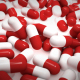 Red-White Medical Pills - VideoHive Item for Sale