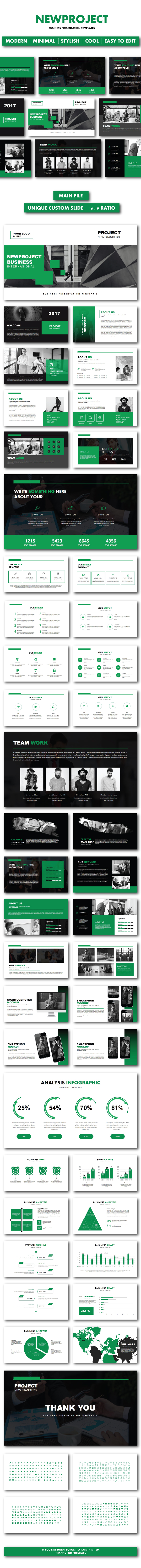GraphicRiver Newproject Google Slide Templates 21192524