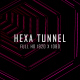 Hexa Tunnel VJ Loops Background - VideoHive Item for Sale