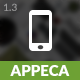 Appeca Mobile | Ultimate Premium Mobile Template - ThemeForest Item for Sale