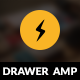 AMP Drawer | Mobile Google AMP Template