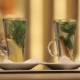 A Young Inexperienced Waiter Does Not Know How to Serve Tea - VideoHive Item for Sale