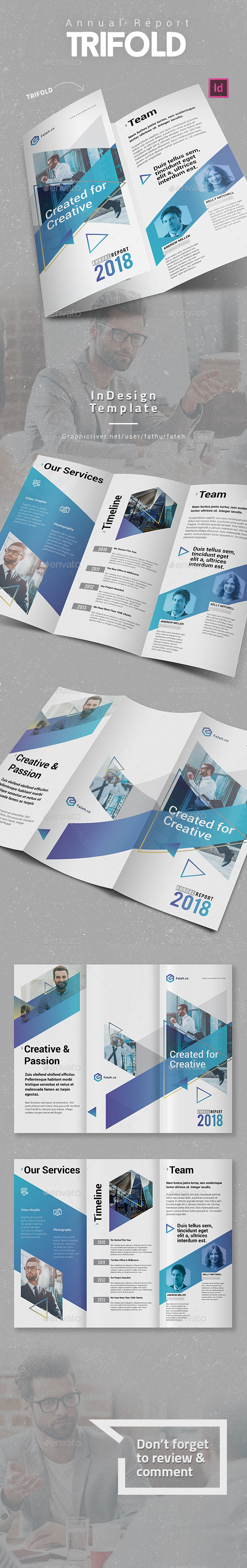 GraphicRiver Annual Report Trifold 21193327
