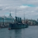 Aurora Cruiser in Saint-Petersburg - VideoHive Item for Sale