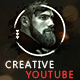 4 Creative Multipurpose YouTube Banners