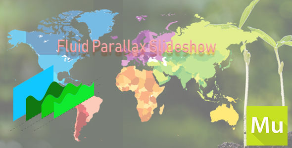 Fluid Parallax Slideshow for Adobe Muse - CodeCanyon Item for Sale
