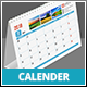 Ordinary Desk Calendar - GraphicRiver Item for Sale