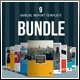 Annual Report Template Bundle - GraphicRiver Item for Sale