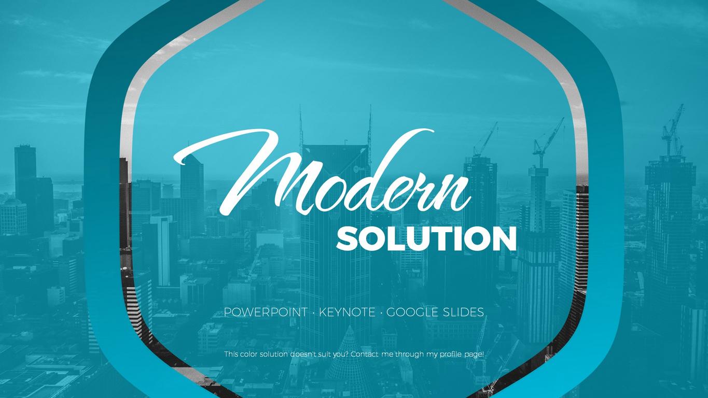 Modern Solution