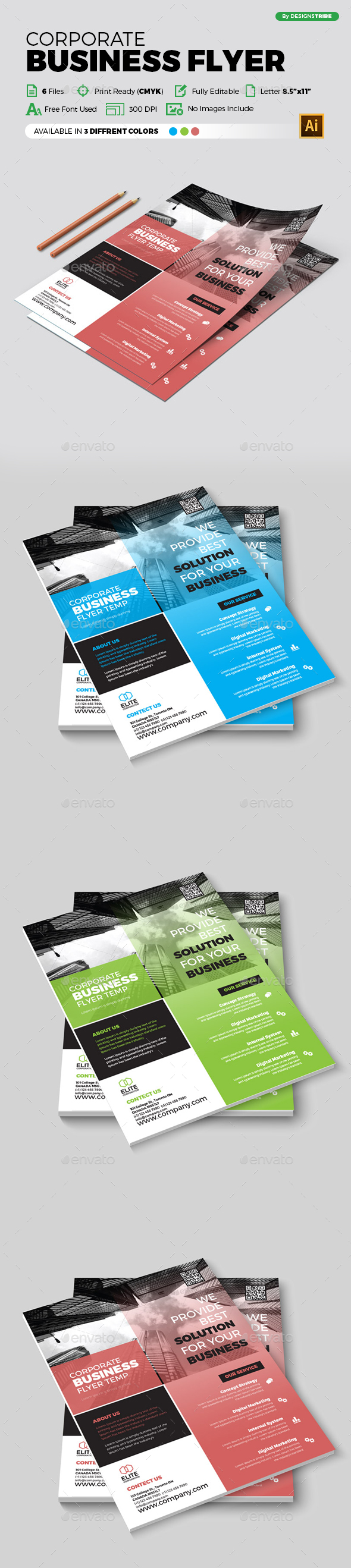 GraphicRiver Flyer Multipurpose 359 21194052