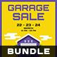 Garage Sale Flyer Bundle