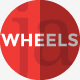 Wheels Max PowerPoint Template