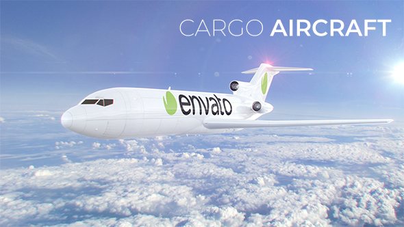VideoHive Cargo Aircraft 21194186