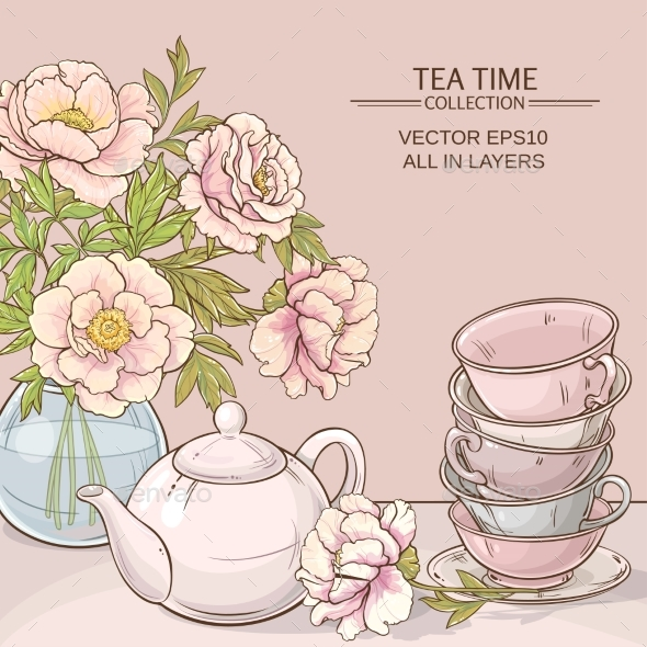 GraphicRiver Tea Time Color 21194383