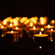 Burning candles with shallow depth of field - PhotoDune Item for Sale