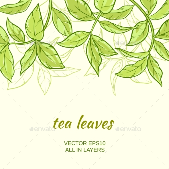 GraphicRiver Tea 21194510