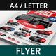 Car Rental Company Flyer