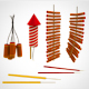 Chinese Fireworks set - 3DOcean Item for Sale