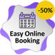 Easy online booking - CodeCanyon Item for Sale