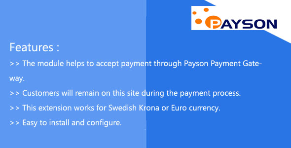CodeCanyon Payson Payment Integration Magneto 2 21194920
