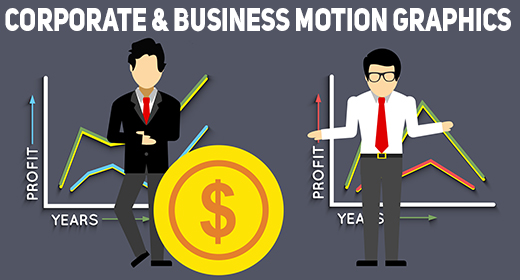 Corporate & Business-Motion Graphics