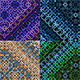 4 Clips Of Color Kaleidascope - VideoHive Item for Sale