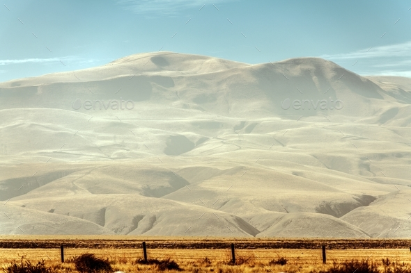 Southern California Landscape - Stock Photo - Images