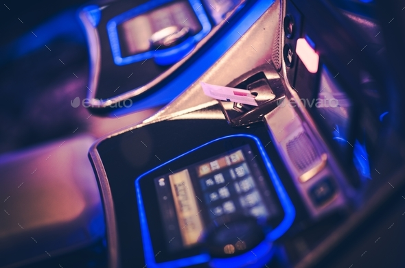 Gaming Voucher in Slot Machine - Stock Photo - Images