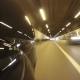 Fast City Drive Night Road Tunnel  - VideoHive Item for Sale