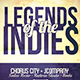 Legend of the Indies Flyer - GraphicRiver Item for Sale