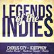 Legend of the Indies Flyer