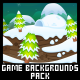 Game Backgrounds Pack - GraphicRiver Item for Sale