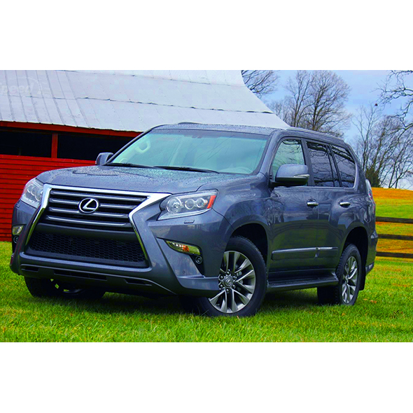 TOYOTA LEXUS GX460. - 3DOcean Item for Sale