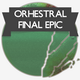 Orchestral Final Epic Logo