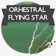 Orchestral Flying Star Logo