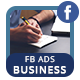Business Solutions Facebook Ads Banner - AR