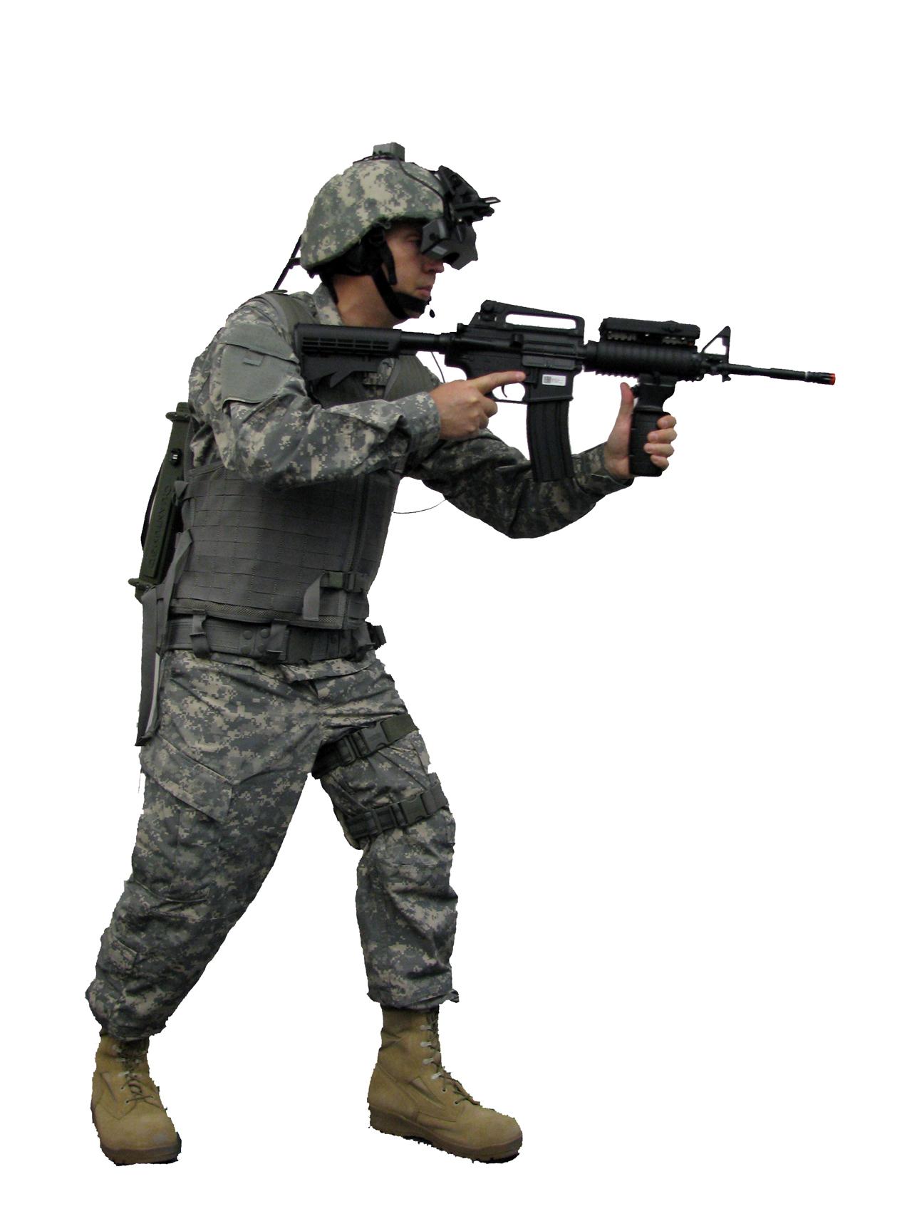 American Commando By Vikibwire 3docean